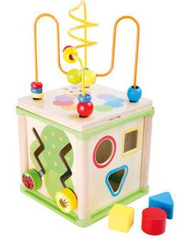 Kostka edukacyjna dla dzieci Owady-Small Foot Design