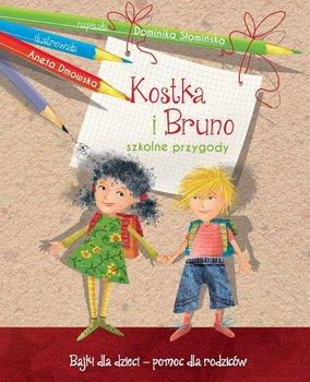 Kostka i Bruno. Szkolne przygody                      (ebook)