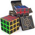 Kostka Rubika do gry, logiczna, 3x3x3 cm, Cube II Carbon-Agreatlife