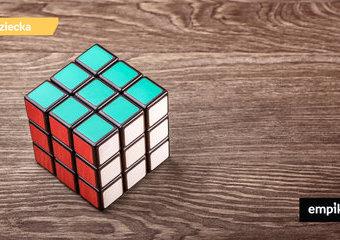 Kostka Rubika – kultowa łamigłówka dla dzieci i dorosłych