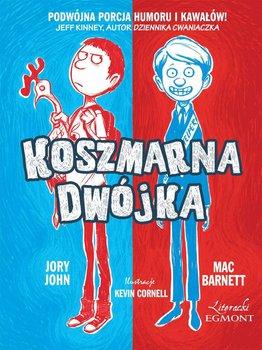 Koszmarna dwójka                      (ebook)