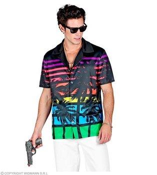 Koszula hawajska palmy - m/l-Widmann