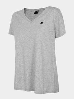 Koszulka bluzka damska z krótkim rękawkiem T-shirt damski 4F NOSH4-TSD002 - M-4F