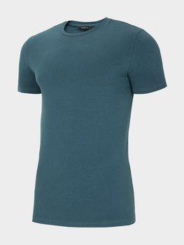 Koszulka męska T-shirt męski z krótkim rękawkiem Outhorn HOL20-TSM600 - M-Outhorn