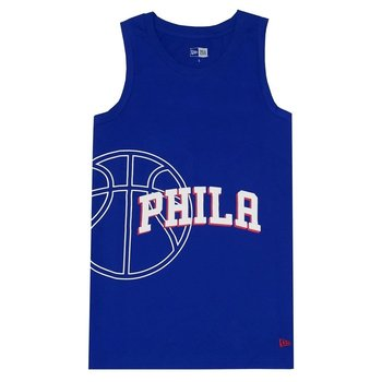 Koszulka New Era NBA Philadelphia 76ers Tanktop - 12033476 - XS-New Era