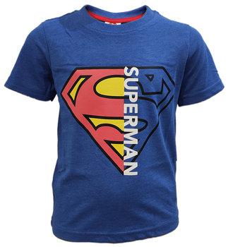 KOSZULKA SUPERMAN T-SHIRT BLUZKA CHŁOPIĘCA R110-SUPERMAN