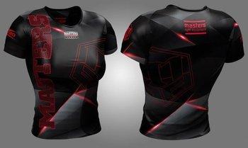 "Koszulka treningowa damska MFC ""MSTRS-BLACK""-Iron Pro"