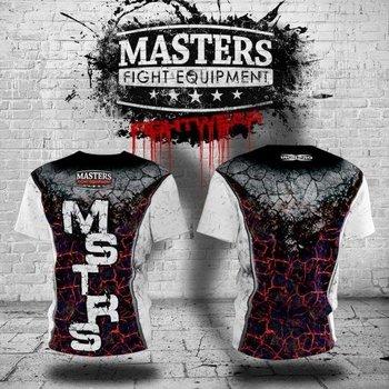 """Koszulka treningowa MASTERS FIGHTWEAR COLLECTION - DARK SIDE """"MSTRS""""-Iron Pro"""