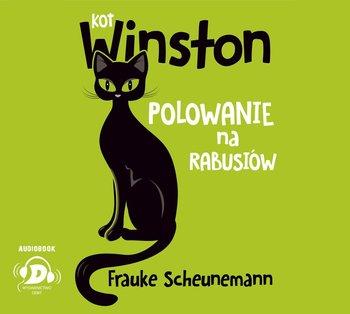 Kot Winston. Polowanie na rabusiów-Scheunemann Frauke