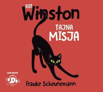 Kot Winston. Tajna misja-Scheunemann Frauke
