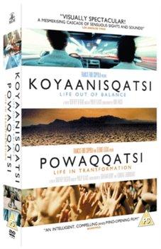 Koyaanisqatsi/Powaqqatsi (brak polskiej wersji językowej)-Reggio Godfrey