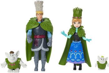 Kraina Lodu Frozen, figurki kolekcjonerskie, zestaw