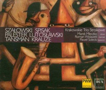 Krakowskie Trio Stroikowe-Krakowskie Trio Stroikowe, Mleczko Marek, Widaszek Roman, Solecki Paweł