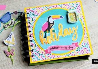 Kreatywny album z wakacji – pomysł na rodzinną pamiątkę DIY