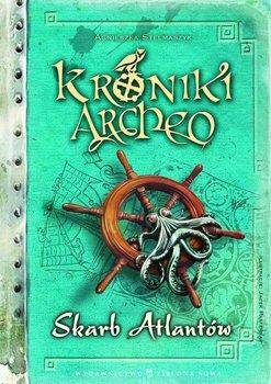 Kroniki Archeo. Tom 2. Skarb Atlantów                      (ebook)