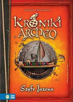 Kroniki Archeo. Tom 8. Szyfr Jazona                      (ebook)