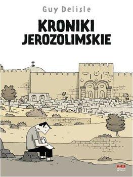 Kroniki Jerozolimskie-Delisle Guy
