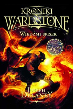Kroniki Wardstone. Tom 4. Wiedźmi spisek                      (ebook)