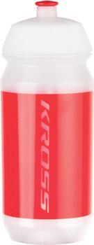 Kross, Bidon, Spring, czerwony, 500 ml, rozmiar uniwersalny-Kross