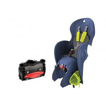 KROSS, Fotelik dla dziecka, Wallaroo, niebiesko-zielony-Kross