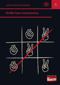 Krótki kurs nowomowy                      (ebook)