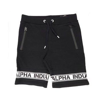 Krótkie spodenki Alpha Industries Leg 126341-03 - XXL-Alpha Industries