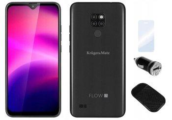 KRUGER&MATZ Flow 7S, 3/32 GB, GPS, Dual Sim, Czarny-Kruger&Matz