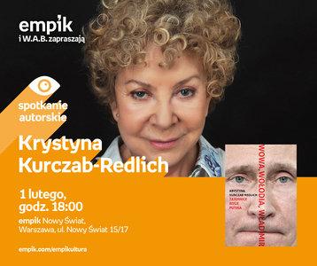 Krystyna Kurczab-Redlich | Empik Nowy Świat