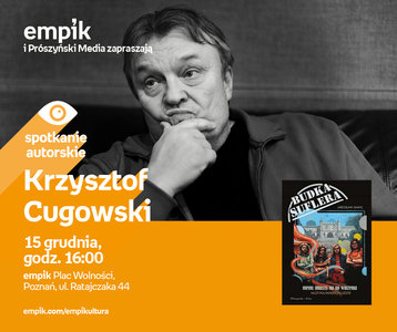 Krzysztof Cugowski   Empik Plac Wolności