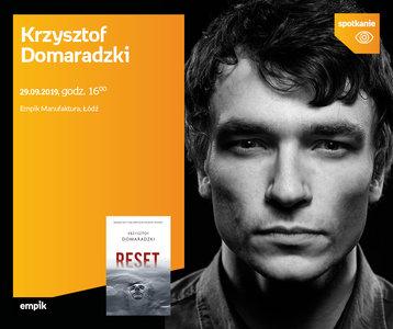 Krzysztof Domaradzki | Empik Manufaktura