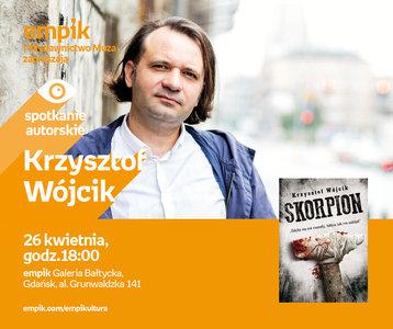 Krzysztof Wójcik   Empik Galeria Bałtycka