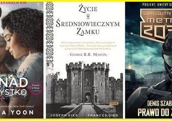 Gorące książkowe premiery idealne na lato. Czy już je znacie?