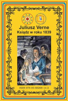 Ksiądz w roku 1839-Verne Juliusz