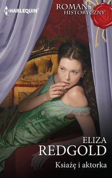 Książę i aktorka-Redgold Eliza