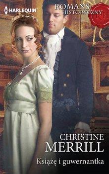 Książę i guwernantka-Merrill Christine