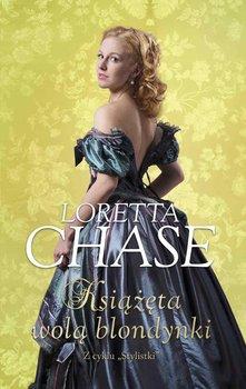 Książęta wolą blondynki-Chase Loretta