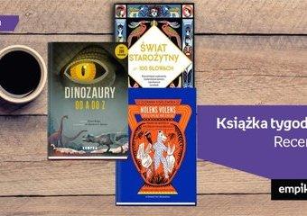 Książka tygodnia - książki dla dzieci na Mikołajki. Recenzja