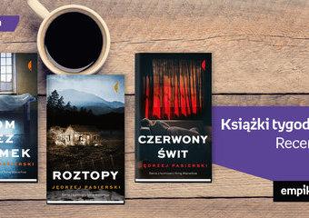 Książka tygodnia – seria o komisarz Ninie Warwiłow. Recenzja