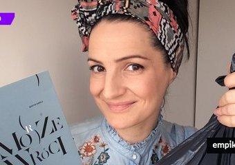 Książka za worek śmieci – rozmowa z Anną Jaklewicz - pomysłodawczynią akcji