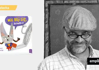 Książki dla dzieci są nośnikiem idei – rozmowa z Pawłem Pawlakiem