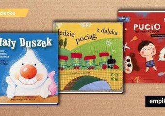 Książki kartonowe dla dzieci – piękne, trwałe i bezpieczne