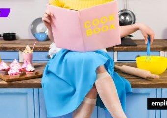 Książki, które nauczą cię… gotować