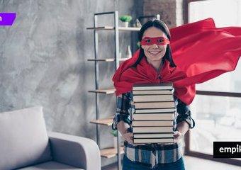 Książki, które nauczą cię… pewności siebie