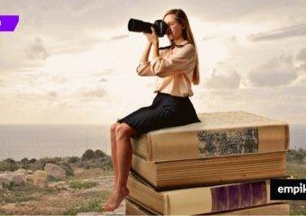Książki, które nauczą cię… robić piękne zdjęcia