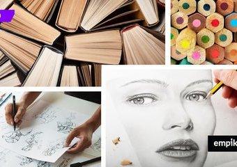 Książki, które nauczą cię… rysować