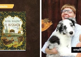 Książki mają magiczną moc zmieniania świata – rozmowa z Jolą Richter-Magnuszewską