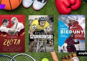 Książki na medal, czyli najciekawsze sportowe historie