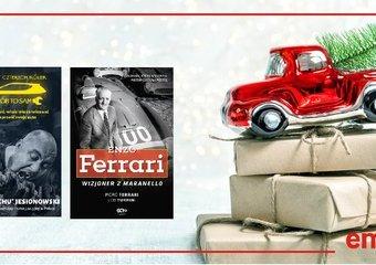 Książki na prezent dla fanów motoryzacji