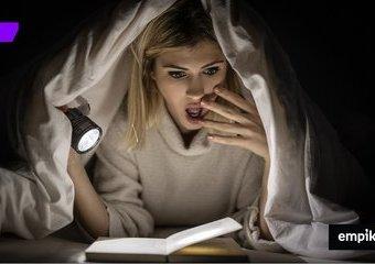 Książki, po których nie zaśniesz