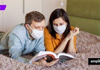 Książki związane z pandemią koronawirusa